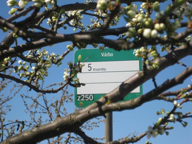 Linje 5 till Kvarnby