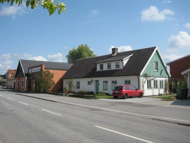 Den gamla affären i Kvarnby