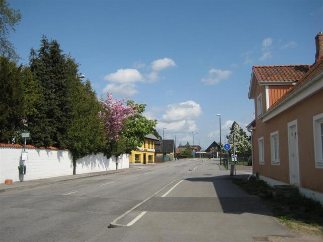 centrum i Kvarnby Station