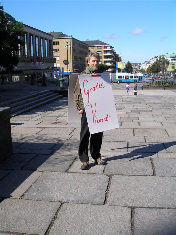 Gratis konst i Göteborg