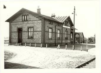 Kvarnby JVG-station