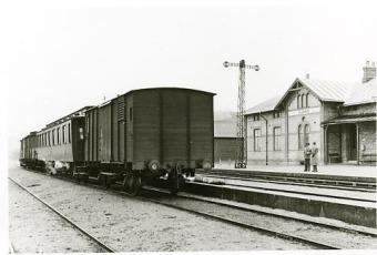 Kvarnby station