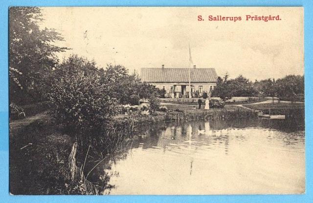 Sallerups Prästgård