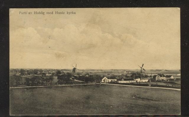 Hohög tidigt 1900 tal