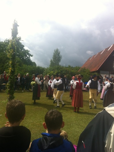 Kulturens Östarp, Tornabygdens folkdanslag, Anna-Mi Wendel